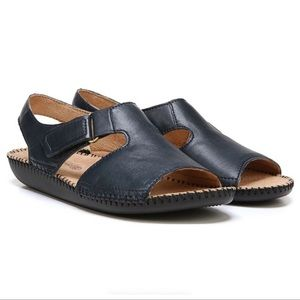 Naturalizer Scout Leather Sandals